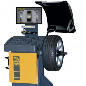 Passenger Wheel Balancer with LCD Display – SICE S65