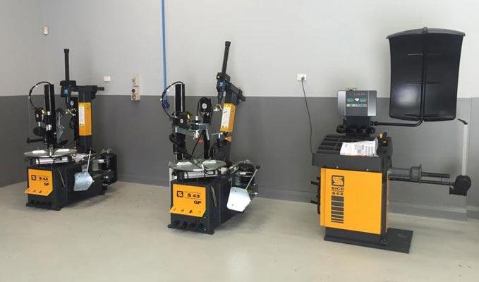 mechanical workshop equipment suppliers